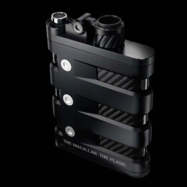The Macallan x Oakley for The Manliest Flask Ever