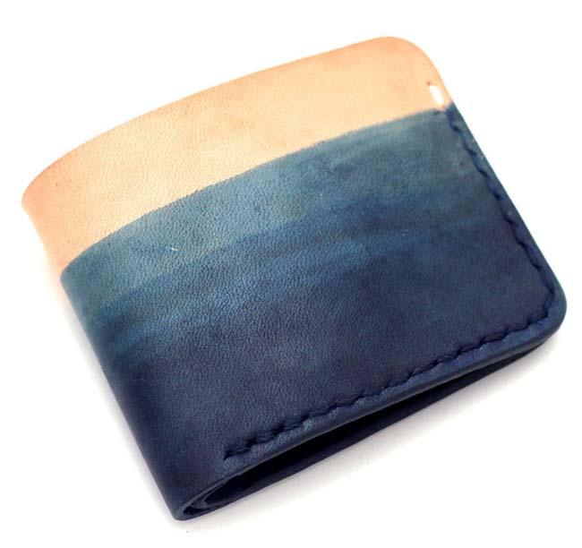 Teranishi Indigo Wallet